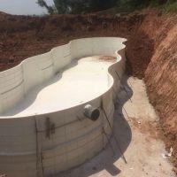 四川桥水厂家直销玻璃钢雨水收集池