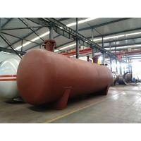 LPG卧式储罐地埋罐液化气站设备齐星供应