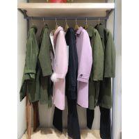 2018冬季【Miss Li】品牌折扣女装原单正品羽绒服货源进货批发