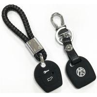 大众捷达高尔夫帕萨特保罗桑塔纳20003000志俊硅胶钥匙套遥控套包