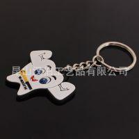 可爱饰品卡通钥匙扣pvc钥匙扣挂件创意钥匙圈小礼品批发促销