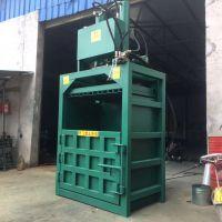 齐齐哈尔编织袋液压打包机 可订做液压打包机厂家 启航立式压缩机