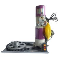 电动卷帘门电机金属建材卷门机交流卷帘门机防雷型卷门机600kg