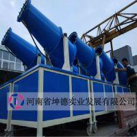 河南坤德实业供应50米工程建设喷雾降扬尘设备