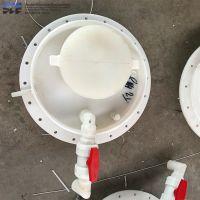 浙江南化 塑料人孔盖 整体一次成型 槽罐车配件