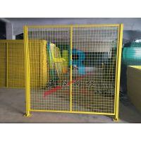 海锐车间隔离网,车间围栏,车间临时隔断网现货