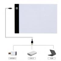 鑫照LEDA4拷贝台透光台临摹台 A5拷贝板绘画板动漫广告展示板厂家
