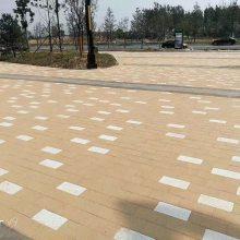生态园林使用防滑耐用陶瓷透水砖1