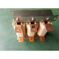 HKSG2-0.8 1250A/4.43V鲁杯出线电抗器可以钝化变频器输出电压(开关频率)的陡度