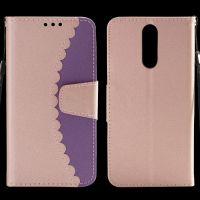 华为P20手机壳 P20POR MATE10LITE-麦芒6-荣耀9i钱包款手机保护套