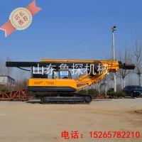 供应山东鲁探XWDF-15履带式方杆旋挖钻机 小型15米履带打桩钻机