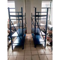 联合货架联和阁楼 挂衣杆中型货架 组合夹层阁楼