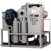 高效双级绝缘油真空过滤滤油机ZYA-200