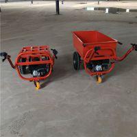 山东奔力机械 工程用两轮运输斗车 山坡花生搬运工具