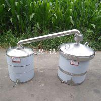 煤电两用环保型玉米造酒机 传统家用烧酒设备 不锈钢酿酒设备储酒罐规格齐全