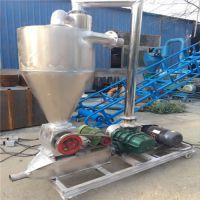 气力吸粮机视频热销 自动进料吸粮设备吸粮机
