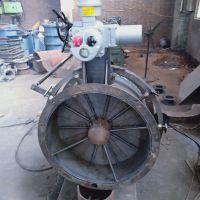 鑫佰多叶钢制圆风门,型号齐全。