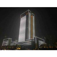 湖南高速大楼建筑亮化