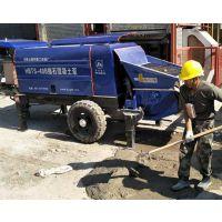 鲁科重工二手细石混凝土泵的抢修纪录大全