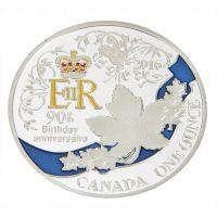 工厂直销 枫叶女人头像金属纪念币定做 精美活动纪念银币 批发