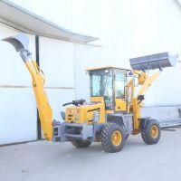 .多功能小型两头忙挖掘机 现货出售装载机械两头忙 使用寿命长.