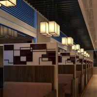 【旗禹】上海酒吧铝方通吊顶-青浦区餐厅铝方通吊顶-酒店铝方通吊顶厂家