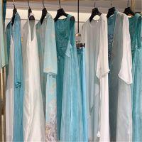 依·我之见19夏杭州女装批发网折扣女装走份打包批发
