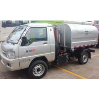 供应福田BJ5032ZXXE5-H1 车厢可卸式垃圾车