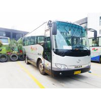 赣州金龙旅游大巴车价格表团休客车国内旅游包车带司机大巴车载客三十座车租赁