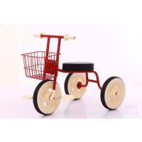儿童三轮车脚踏车1-5岁宝宝自行车简易小三轮摄影道具车一件代发
