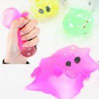 发泄水球摔不坏的道具动物水果水球。整蛊搞怪水球小猪多样可选