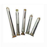 铁镀锌平头十字膨胀螺栓m6|m8|m10沉头内膨胀螺丝 内爆窗式壁虎