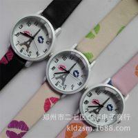 批发博伦时装皮带手表学生女生时尚潮流款式多样颜色百搭