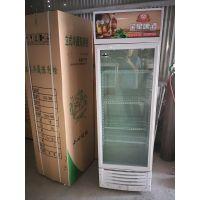 饮料柜商用保鲜冰箱立式大容量超市冷柜冰柜冷藏展示柜