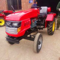 河南周口小型拖拉机单缸拖拉机生产厂家