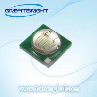 3535UV胶水固化 机器视觉光源 杀菌消毒 诱虫灯等UV紫光LED灯珠应用领域