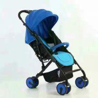 母婴批发婴儿推车 口袋车 宝宝推车 一键折叠婴儿车