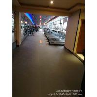 儿童游乐园健身休闲区单位活动室pvc塑胶运动地板弹性发泡地胶1.8