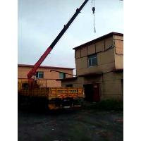 运输及吊装卸带货箱的随车吊 4吨蓝牌随车吊 多功能起重运输车