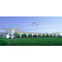 安阳七色膜结构遮阳棚定做 南阳膜结构遮阳雨棚价格
