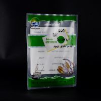 厂家供应 独立包装塑料袋 pvc塑料立体袋 透明塑料化妆袋