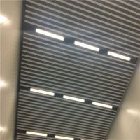 佛山吊顶铝方通厂家 铝方通定制