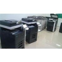 深圳市宝安柯尼卡美能达BHC360 c652彩色复印机出租 一体机A3+双面大型激光打印机 租赁