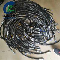 进口液压胶管-光面钢丝高压胶管-高压油管外编规格