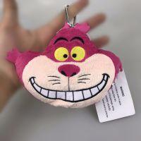 卡通动漫 爱丽丝梦游仙境 妙妙猫 紫郡猫 可爱卡包 零钱包 挂件