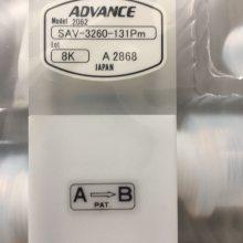 AV2-ACZ2-8N-PP-0318日本进口ADVANCE气动阀AV2-3AC6-8PF-0318