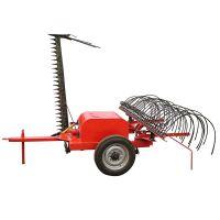 山东机械厂供应割草机 内蒙 甘肃地区专用搂草机 割搂一体机