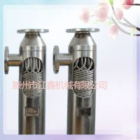 供应青岛厂家小型列管换热器 管式热器 管式冷却器 液压冷却器