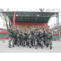 北京新老员工军训 北京企业年后收心培训