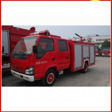 大学城配备东风微型消防洒水车用于日常巡逻